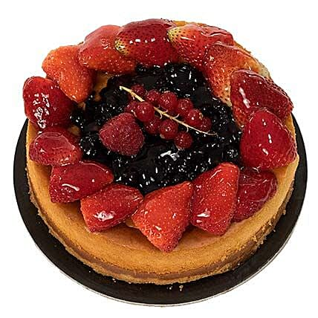 Baked Cheesecake: Send Cheesecakes to UAE