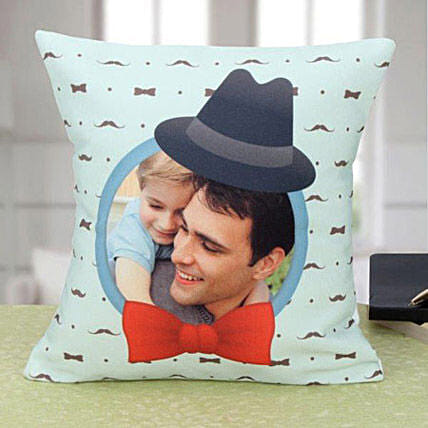 Adorable Personalized Cushion: