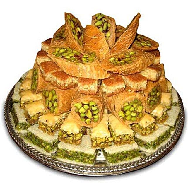 Baklava Pistasho: Sweet Delivery in UAE