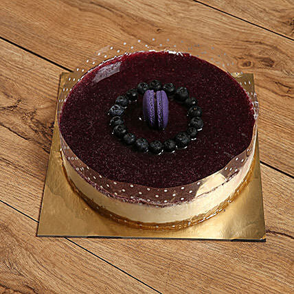 Blueberry Cheesecake: Cheesecakes Delivery in UAE