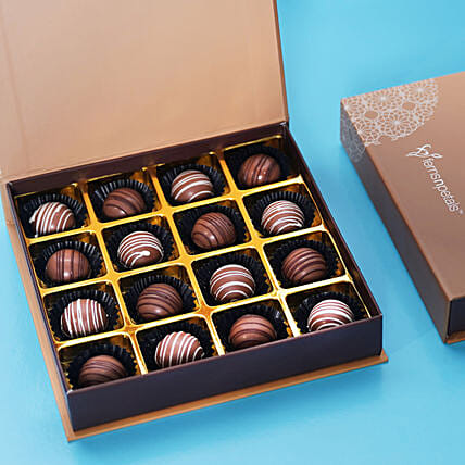 Box of Gourmet Chocolate: Send Diwali Gifts to UAE