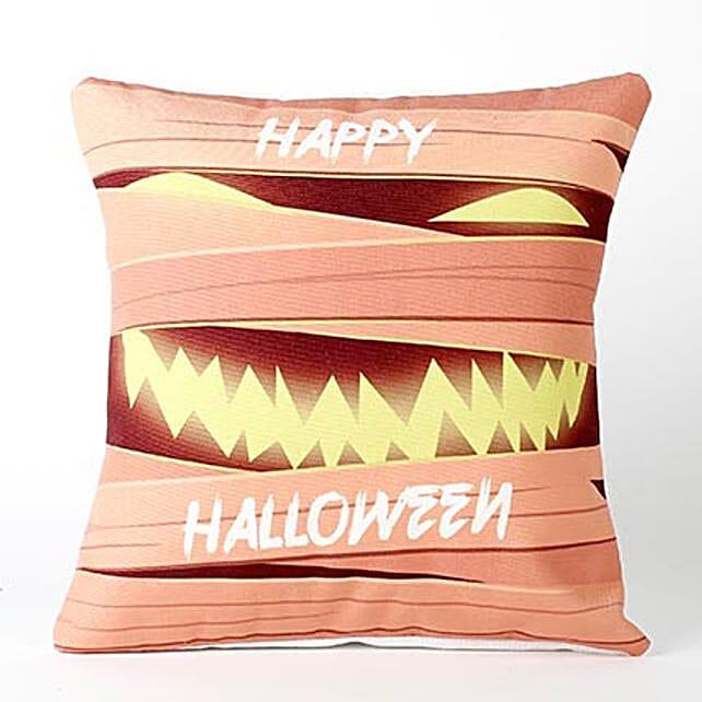 Happy Halloween Cushion: Send Spooky Halloween Gifts