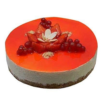 New Strawberry Cheese Cake: Cheesecakes Delivery in UAE