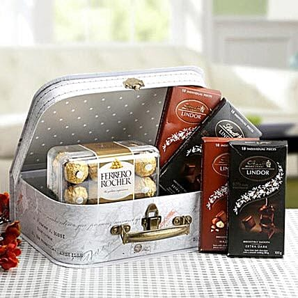 The Chocolaty Box: Gift Baskets to UAE