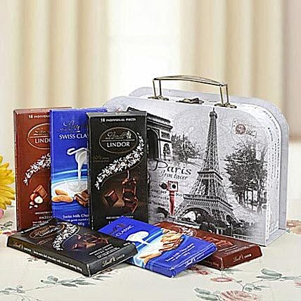 The Magic of Chocolates: Gift Baskets to UAE