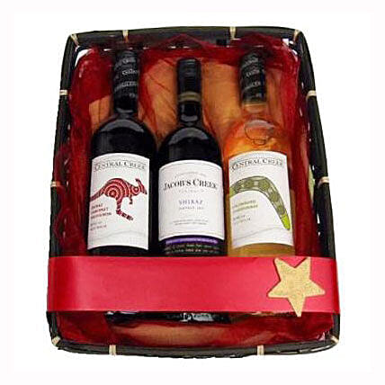 Australian New world Trio: corporate business gifts uk