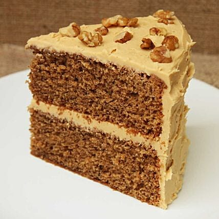 Coffee And Walnut Cake: Order Cakes to UK