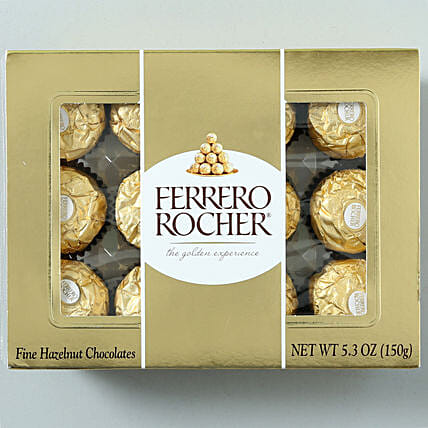12 Rocher Delight: Send Gifts to Stamford