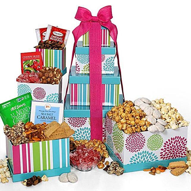 The Sweet Treat Gift Hamper: Send Chocolates to USA