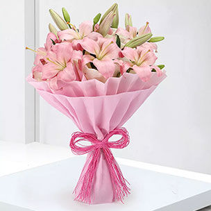 Send Lilies to Malaysia