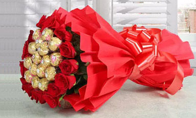 Chocolates Bouquets