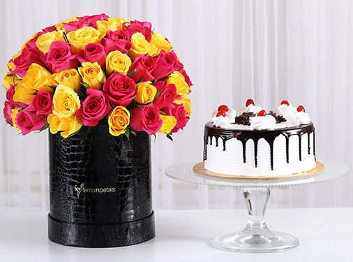 Send Flowers and Cakes to Canada