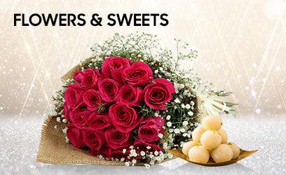 Flowers & Personalised Gifts diwali