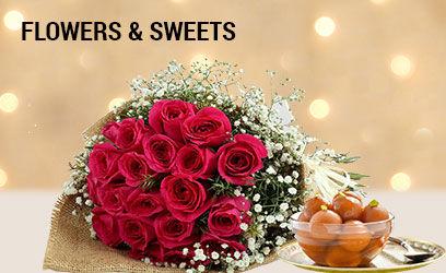 Flowers & Sweets diwali