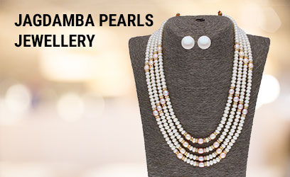 Jagdamba Pearls Jewellery