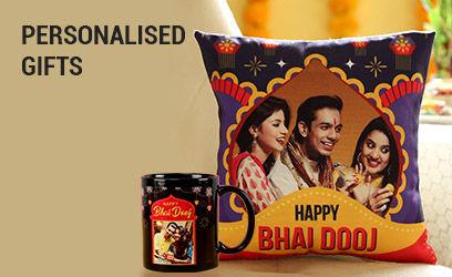 personalised gifts for bhaidooj to singapore