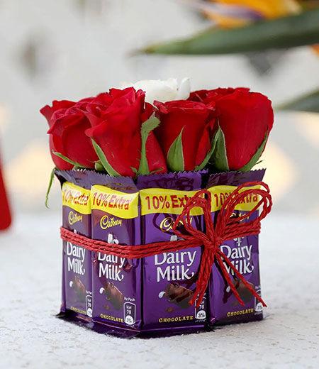 chocolates for karva chauth