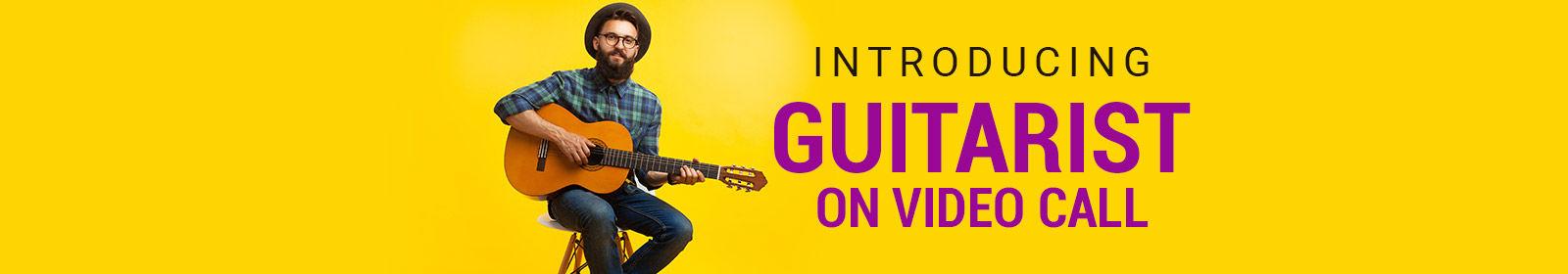 Guitarist Services