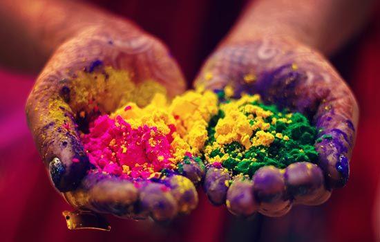 Holi colours online