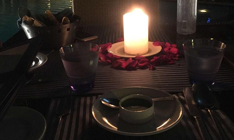 Romantic Valentine's Buffet Dinner