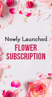 Flowers Subscription Services