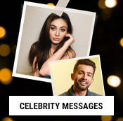 Celebrity Video Messages