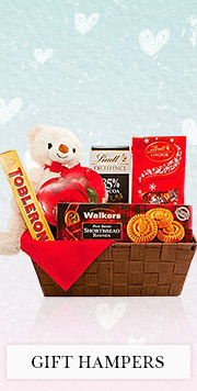 Gift Hampers Valentine's day delivery