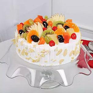 Fresh Fruit Cakes Online