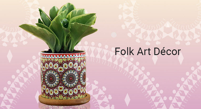 Folk Art Decor