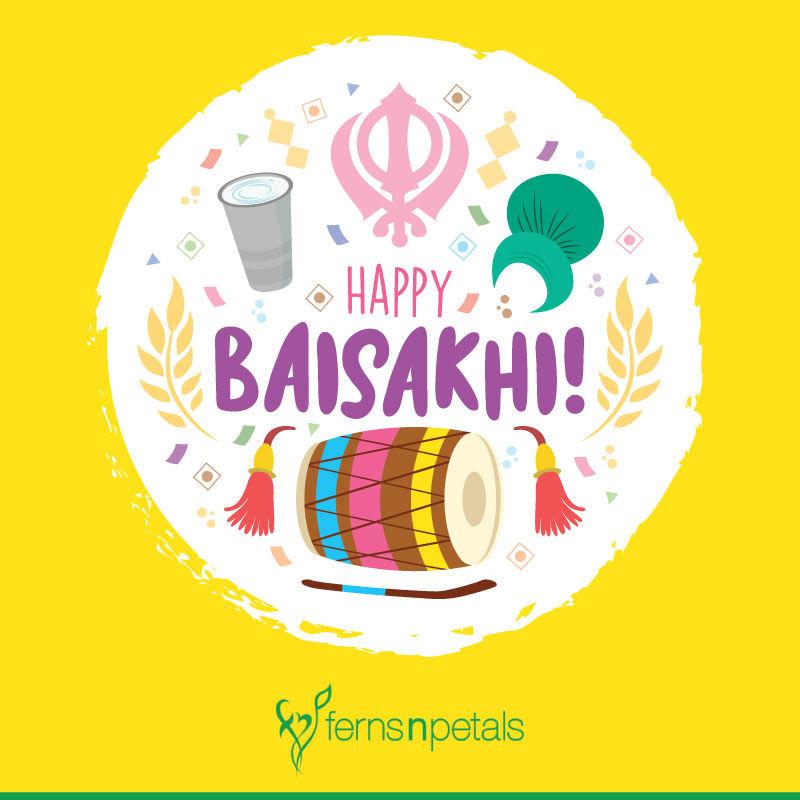 baisakhi wishes in english