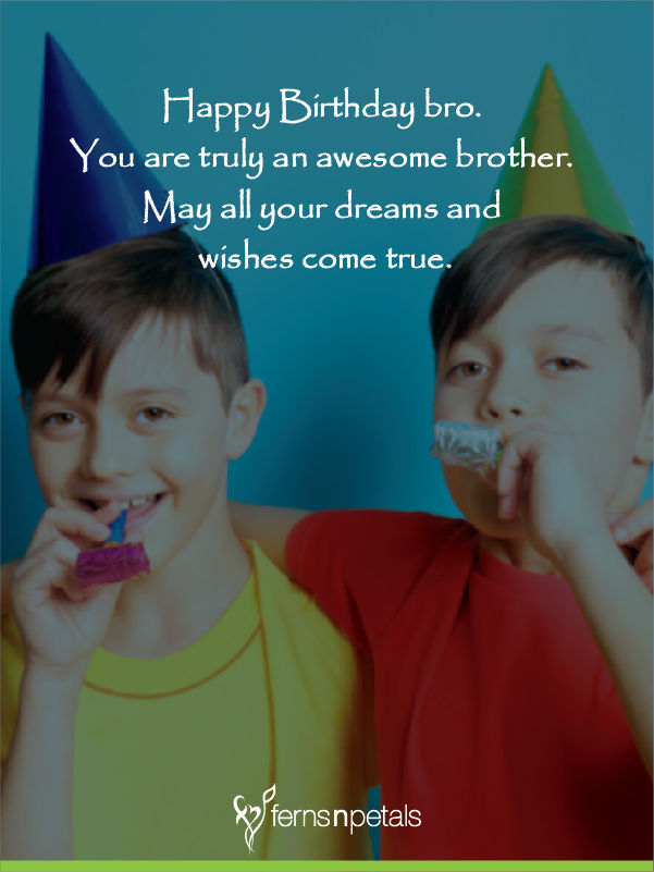 brother birthday quotes image