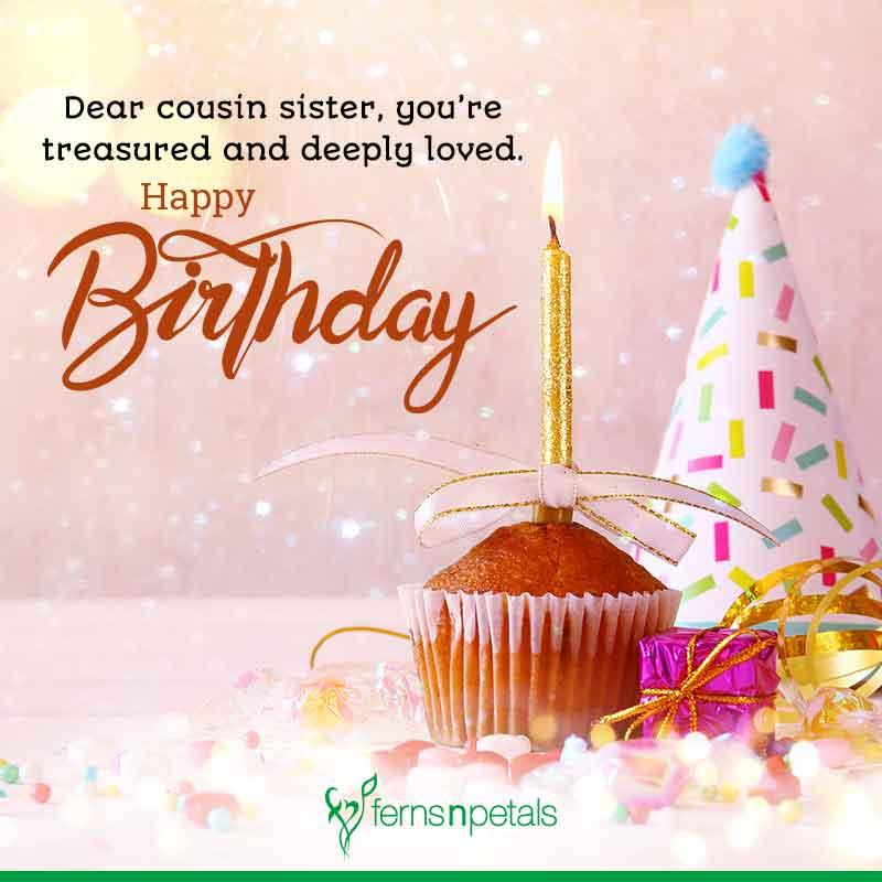 happy birthday cousin sister quotes