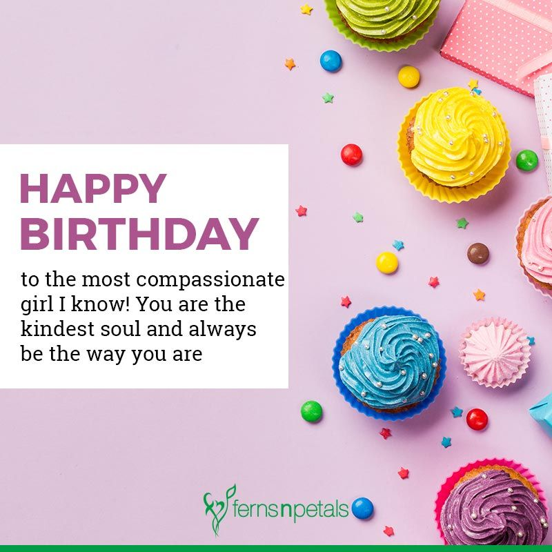birthday quotes to girl