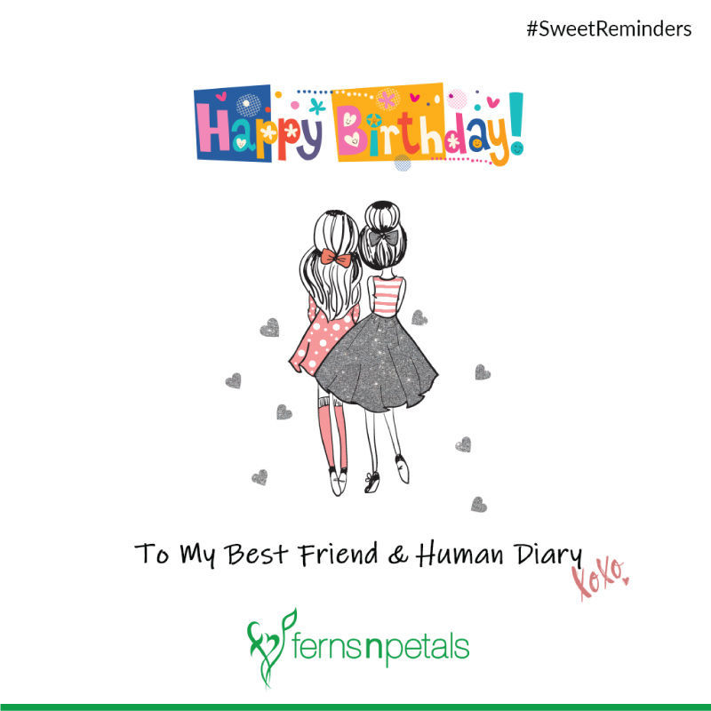 30 Unique Quotes And Messages To Wish Happy Birthday Ferns N Petals