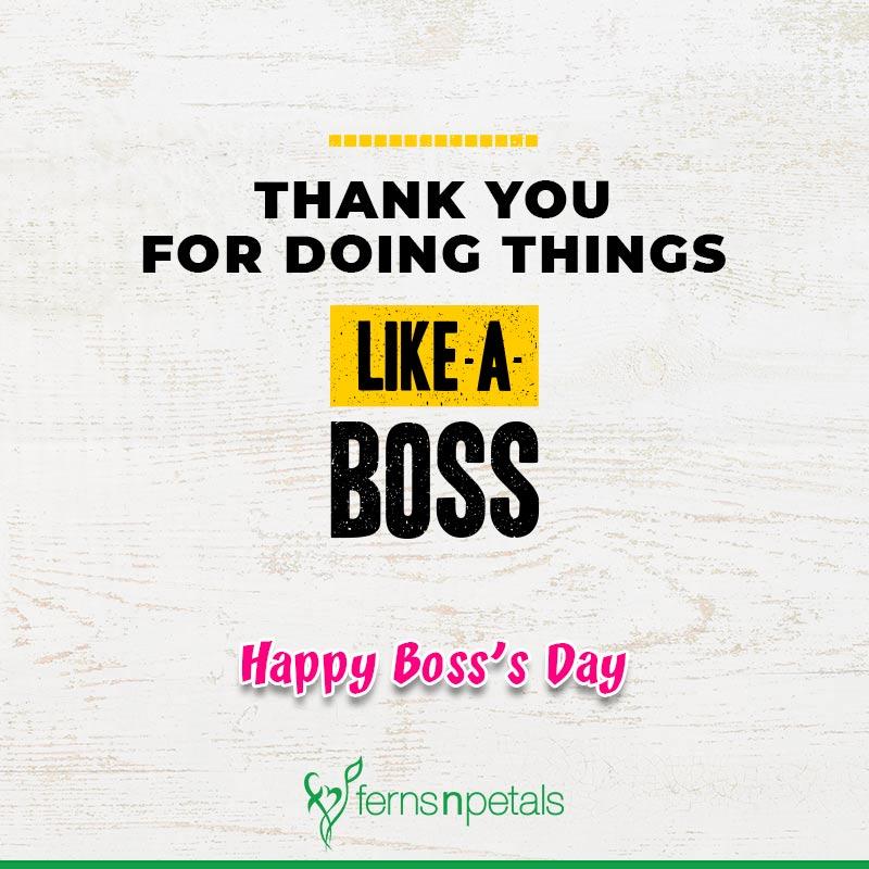 boss day greetings