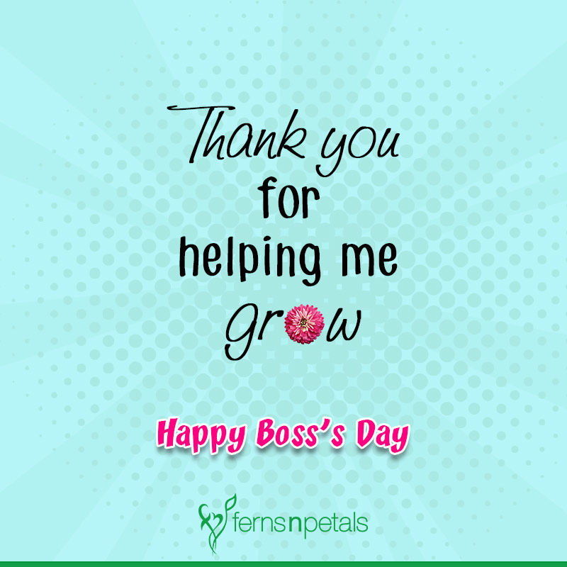boss day wishes messages