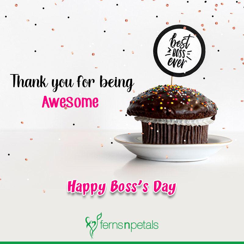 happy boss day greetings