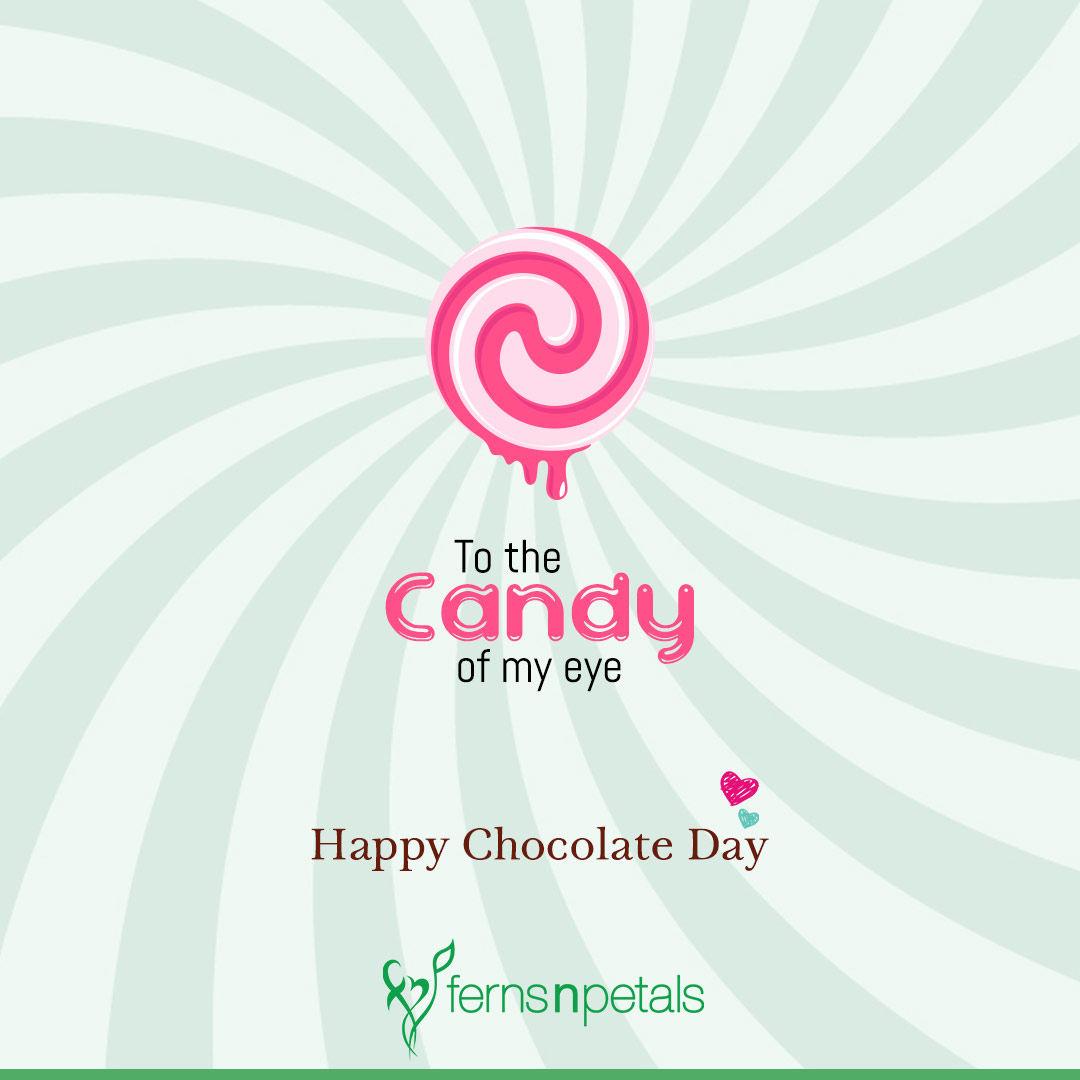 valentine chocolate day wishes