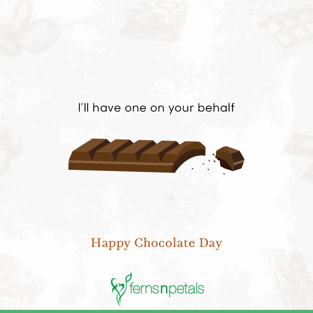 best wishes for chocolate day