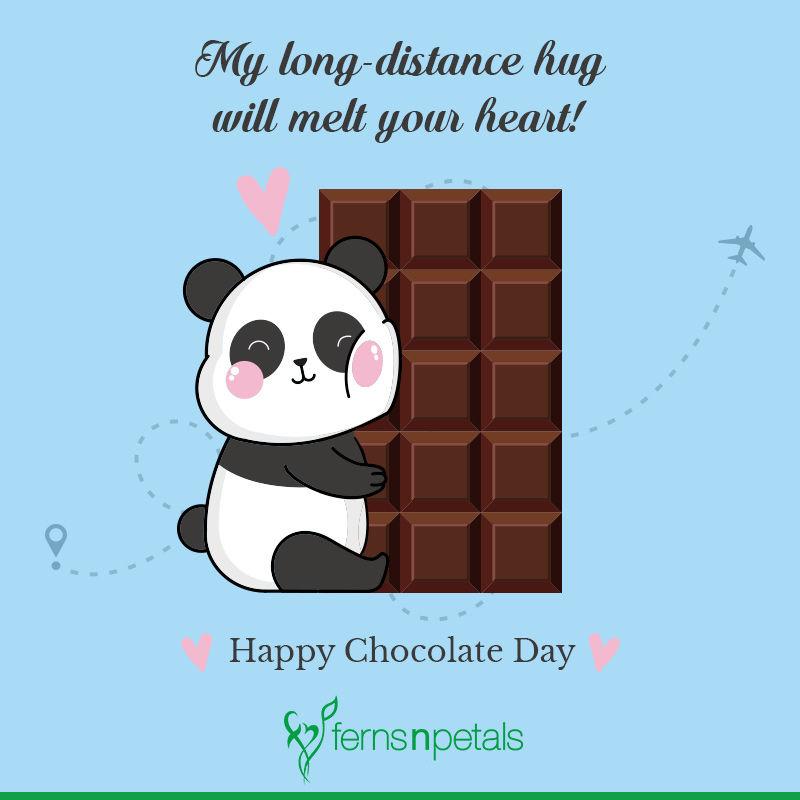 valentine week chocolate day wishes
