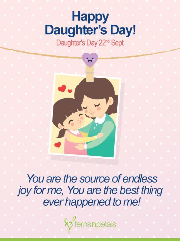 daughters day wishes images for daughter