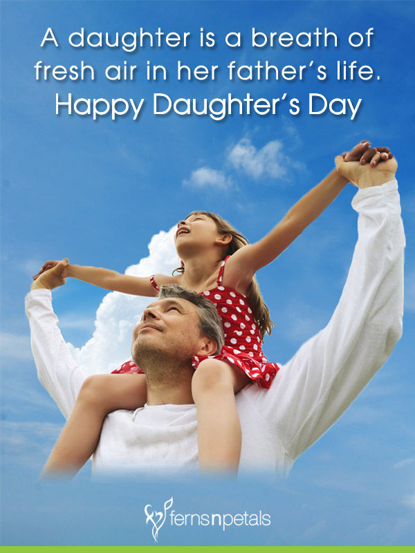 happy daughter day images for status