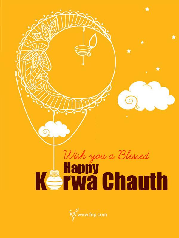 karwa chauth wishing
