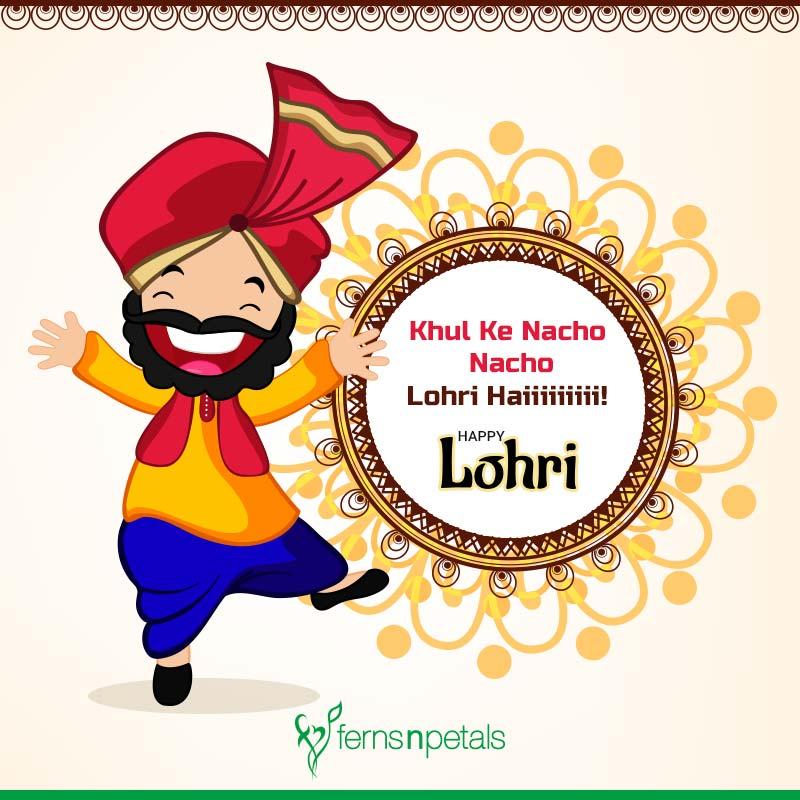 lohari greetings