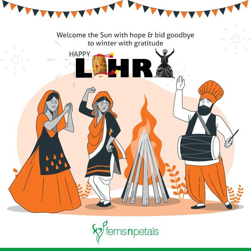 happy lohari images