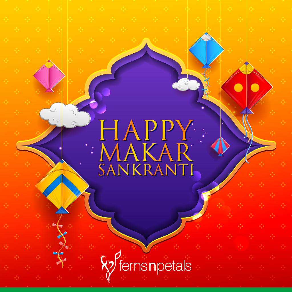 makar sankranti wishing images for instagram