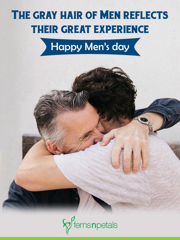 mens day wishes for him