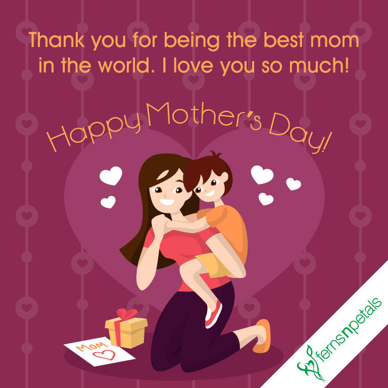 mother's day wishes pictures