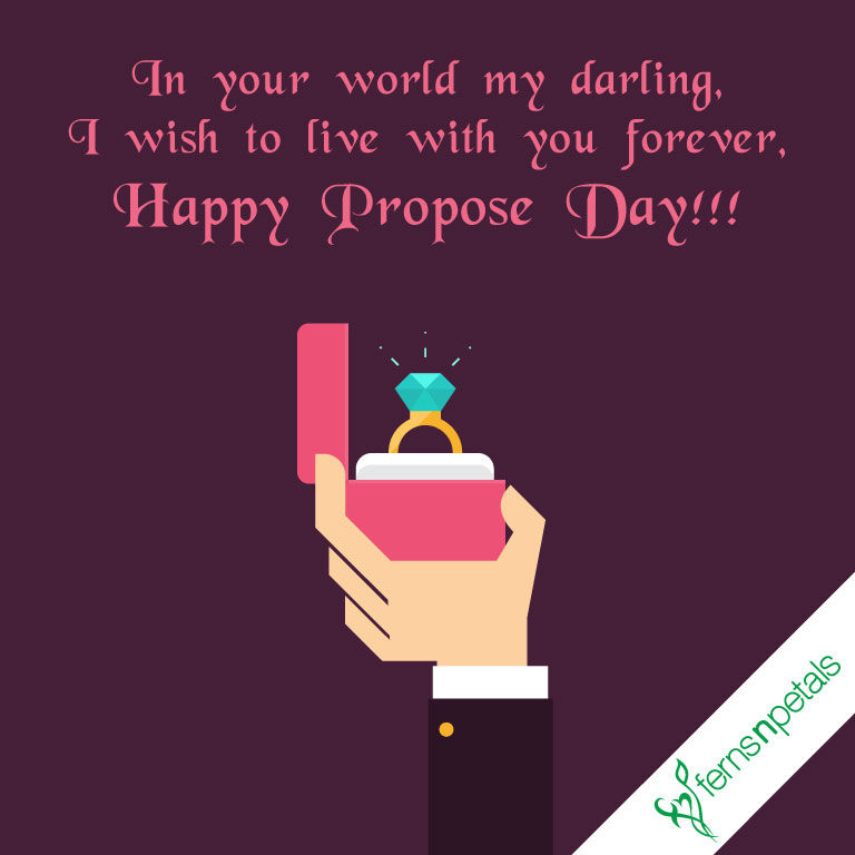 Happy Propose Day Quotes | Romantic Propose Day Messages and