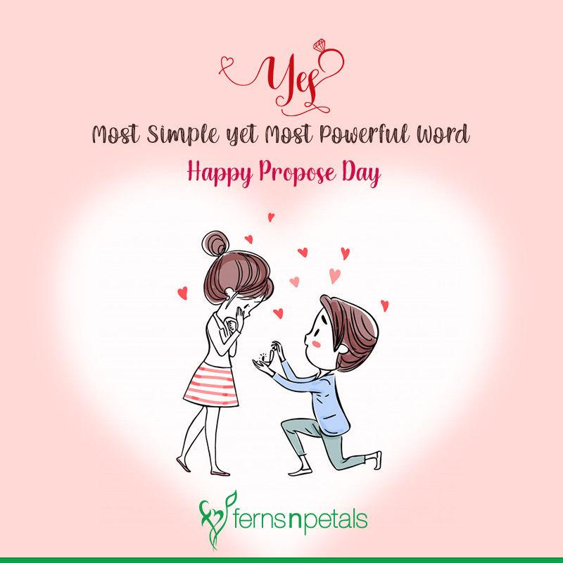 propose day anniversary status